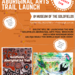 Goldfields Aboriginal Arts Trail brochure launch